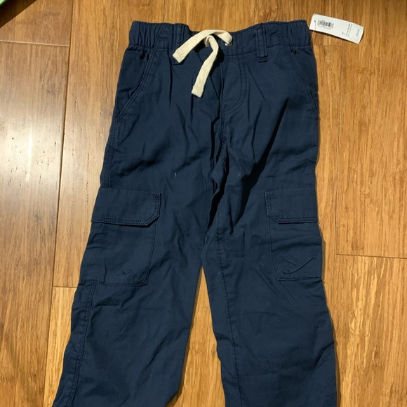 Old Navy Other - Kids Old Navy Blue Cargo Pants SZ 4T